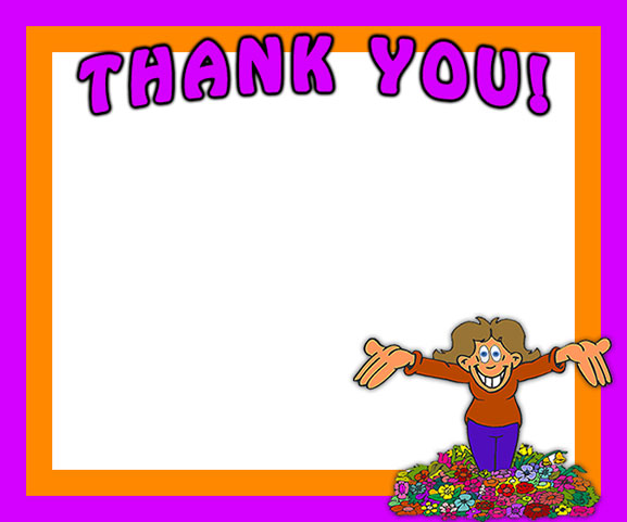 Thank you border clipart banner free Thank You Borders - Free Thank You Border Clip Art banner free