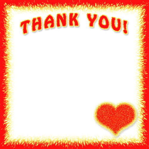 Thank you border clipart clip transparent Thank You Borders - Free Thank You Border Clip Art clip transparent