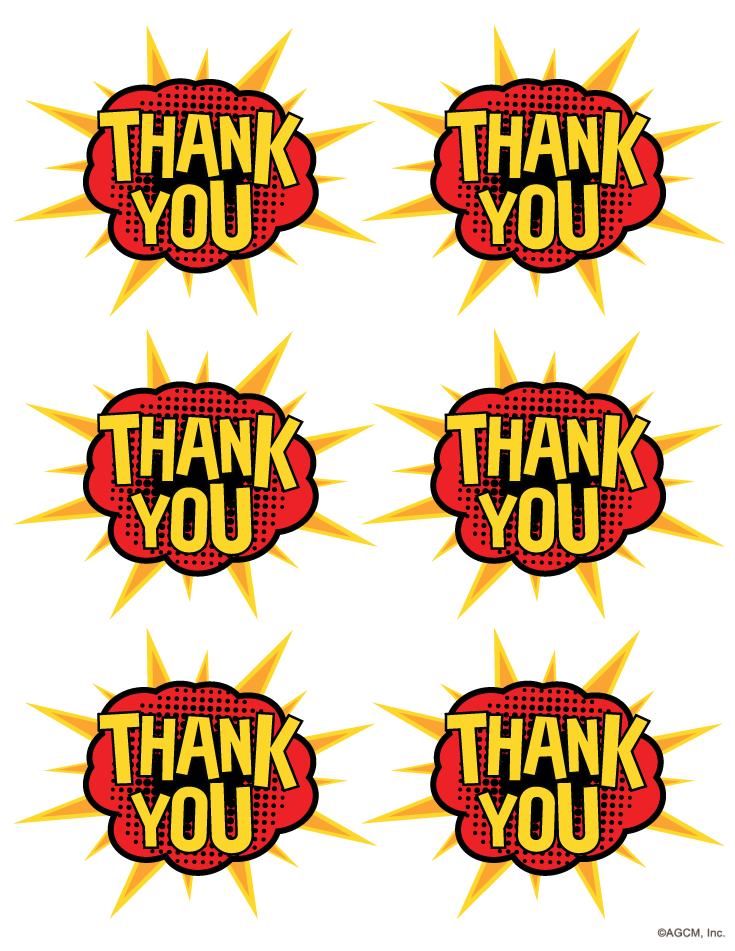Thank you christmas clipart picture library download Superhero Birthday Party Ideas - Inspiration picture library download
