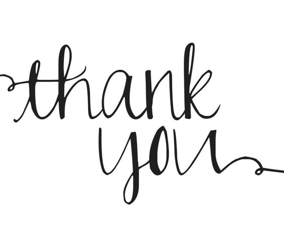 Thank you clipart black and white black and white download 83+ Thank You Clipart Black And White | ClipartLook black and white download