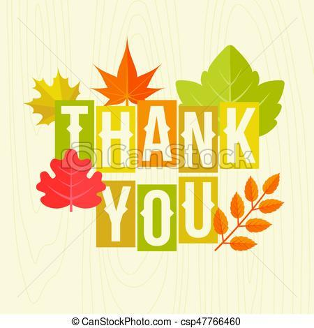 Thank you clipart fall banner library Fall thank you clipart 1 » Clipart Portal banner library