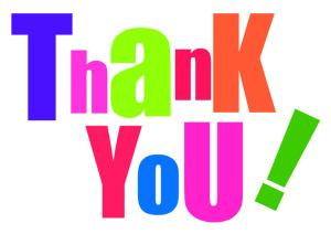 Thank you clipart kids black and white Thank You Free Clipart For Kids Teachers WTQw4F Clipart black and white