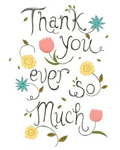 Thank you clipart masculine banner black and white stock 295 Best Thank You images in 2019 | Thankful, Thank you ... banner black and white stock