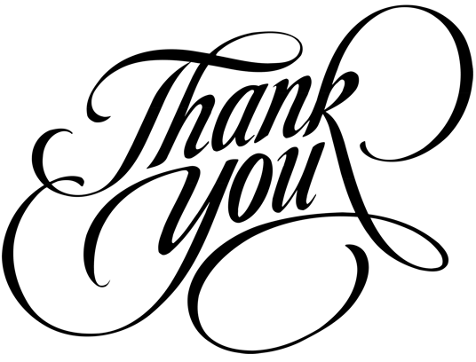 Thank you clipart with no white background graphic freeuse download Download Free png Thank you PNG, Download PNG image with ... graphic freeuse download