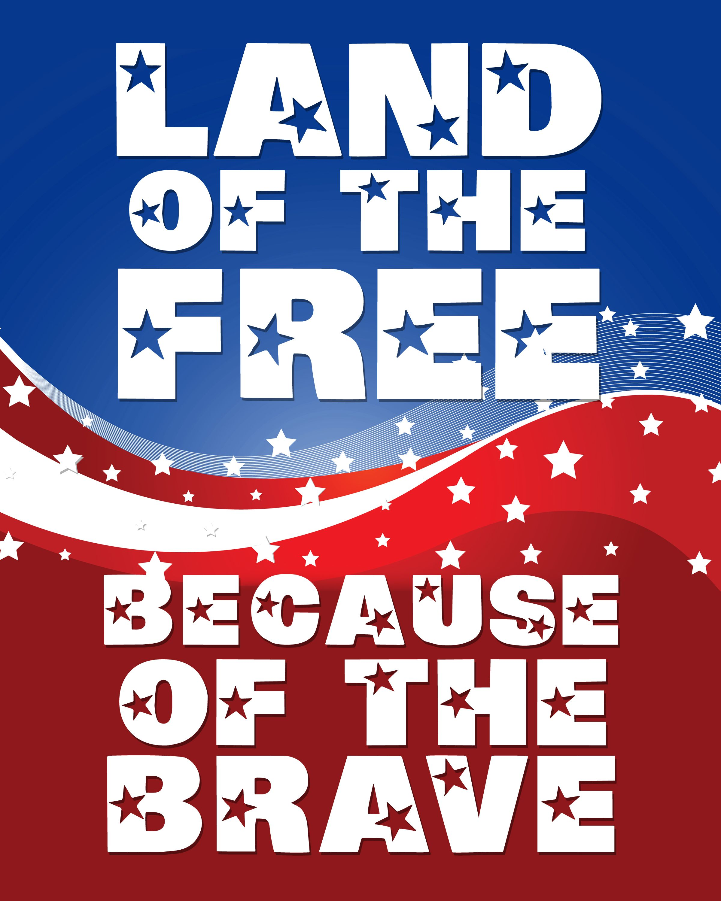 Thank you for all your hard work memorial day clipart picture transparent download Happy Memorial Day {free printables   Words - to Live by ... picture transparent download