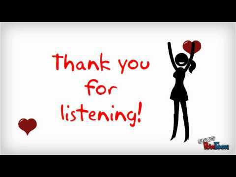 Thank you for listening cliparts png black and white library Thank you for listening clipart 3 » Clipart Portal png black and white library