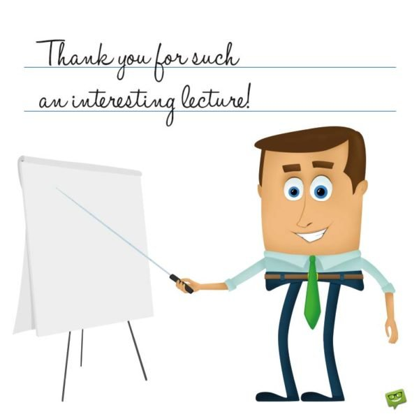 Thank you for paying attention to our presentation clipart png library stock Thank You Messages for Lectures and Presentations png library stock