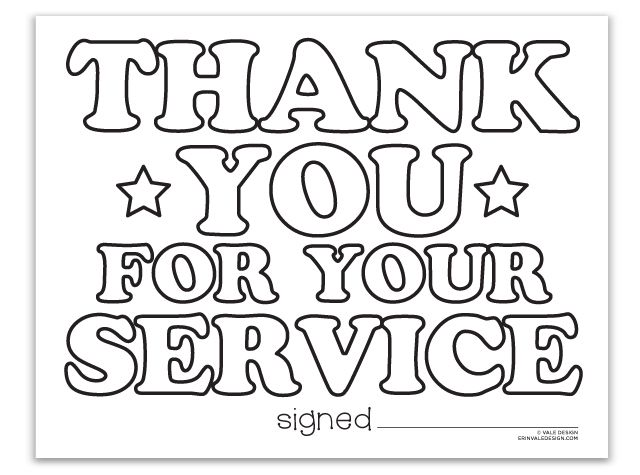 Thank you for serving clipart png free stock Free \