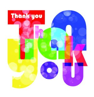Thank you for sharing clipart jpg royalty free Reflections on writing thank-you notes in the workplace ... jpg royalty free