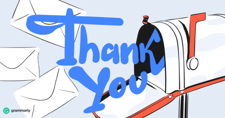World gratitude day 2018 clipart image How to Write the Perfect Thank You Letter | Grammarly image