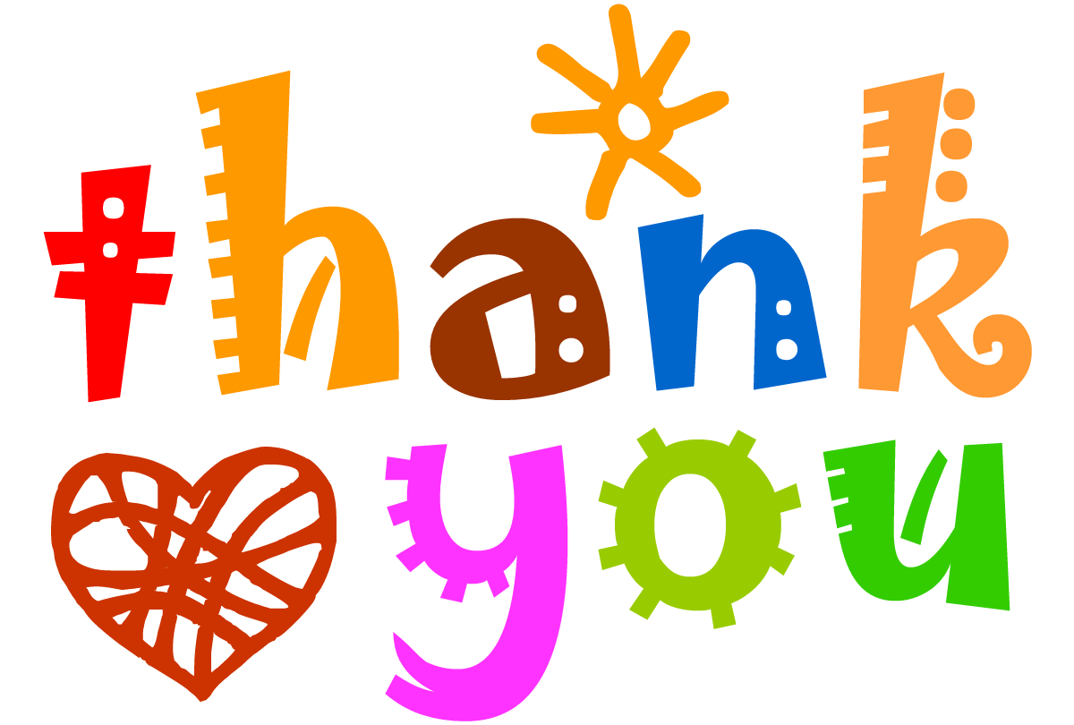 Library of thank you religiosu clipart black and white ...