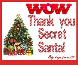 Thank you secret santa clipart image download Only here: Thank you Secret Santa | The Secret Society ... image download