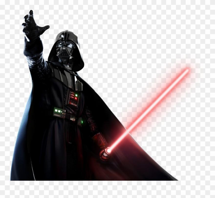 Thank you star wars clipart picture black and white stock Anakin Skywalker Luke Skywalker Star Wars Clip Art - Darth ... picture black and white stock