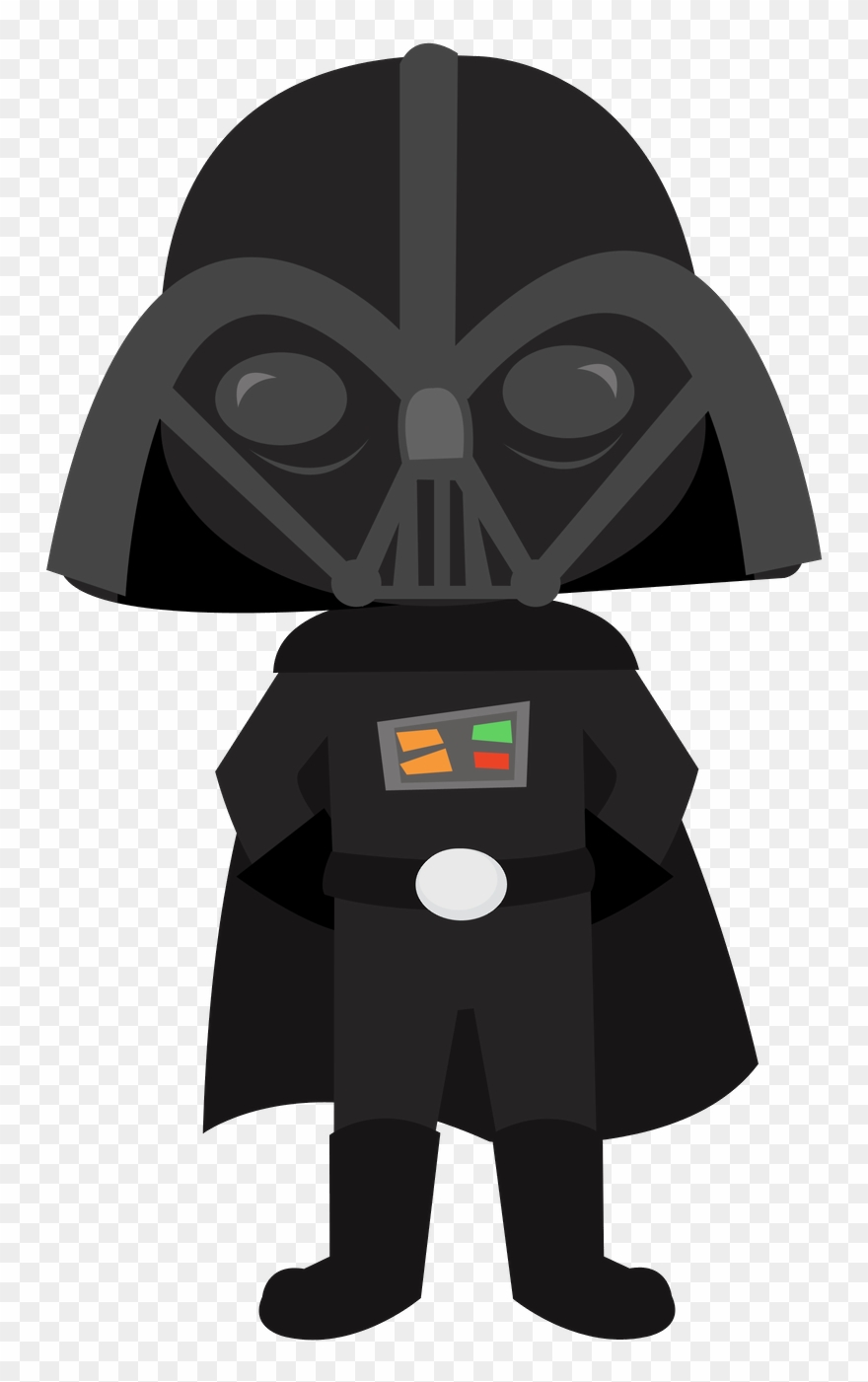 Thank you star wars clipart clip transparent download Darth Vader Clip Art Thank You - Star Wars Baby Png ... clip transparent download