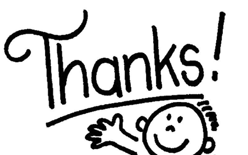 Thank you word clipart picture library Gratitude Feeling Love Thought Fundraising - Thank you word ... picture library