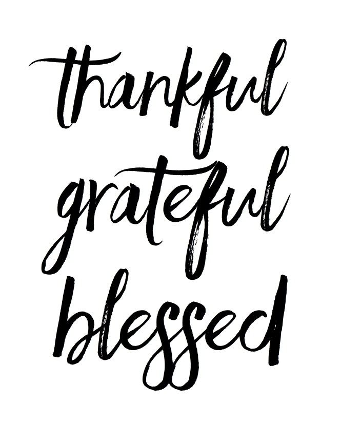 Thankful for me clipart black and white clip stock thankful grateful blessed FREE print | Crafty Creations ... clip stock