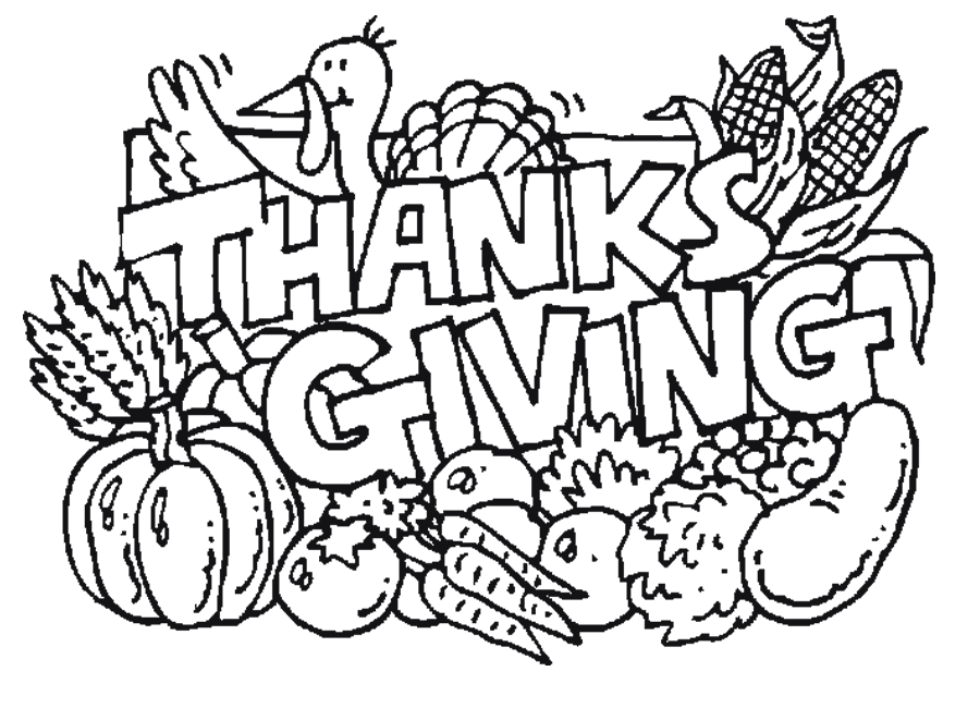 Thankful for me clipart black and white banner royalty free library Happy Thanksgiving Clipart - Clipart Junction banner royalty free library