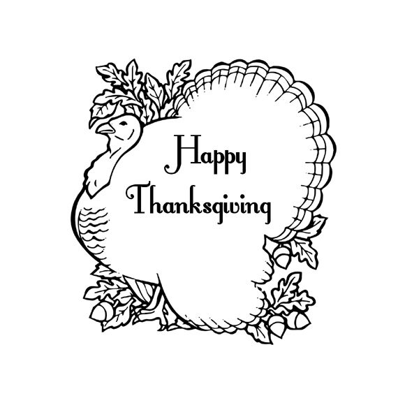 Thankful for me clipart black and white graphic library stock Free Thanksgiving Clip Art Images graphic library stock