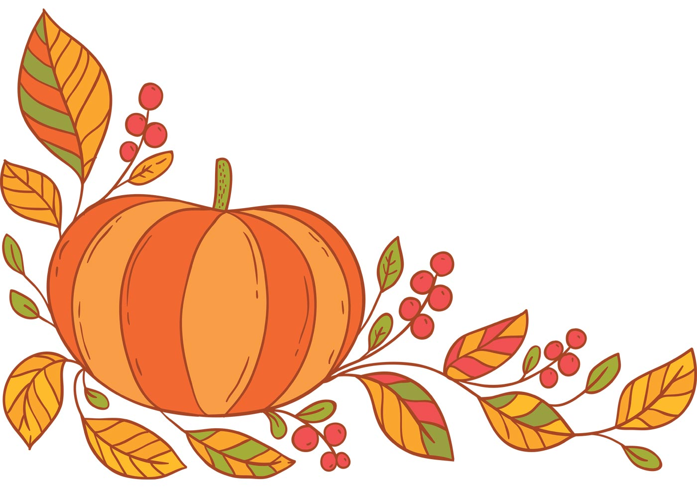 Thankgiving vector clipart free download Thanksgiving Vector at GetDrawings.com | Free for personal ... free download