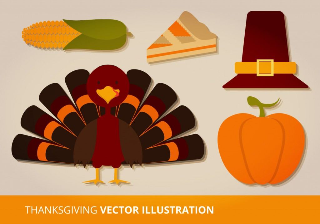 Thankgiving vector clipart freeuse download Thanksgiving Vector Art - Making-The-Web.com freeuse download