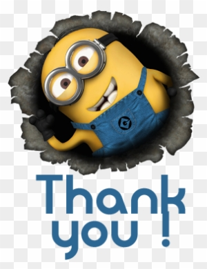 Thanks for all your help minion clipart graphic library Download Free png Minion Thank You Clipart & Minion Thank ... graphic library