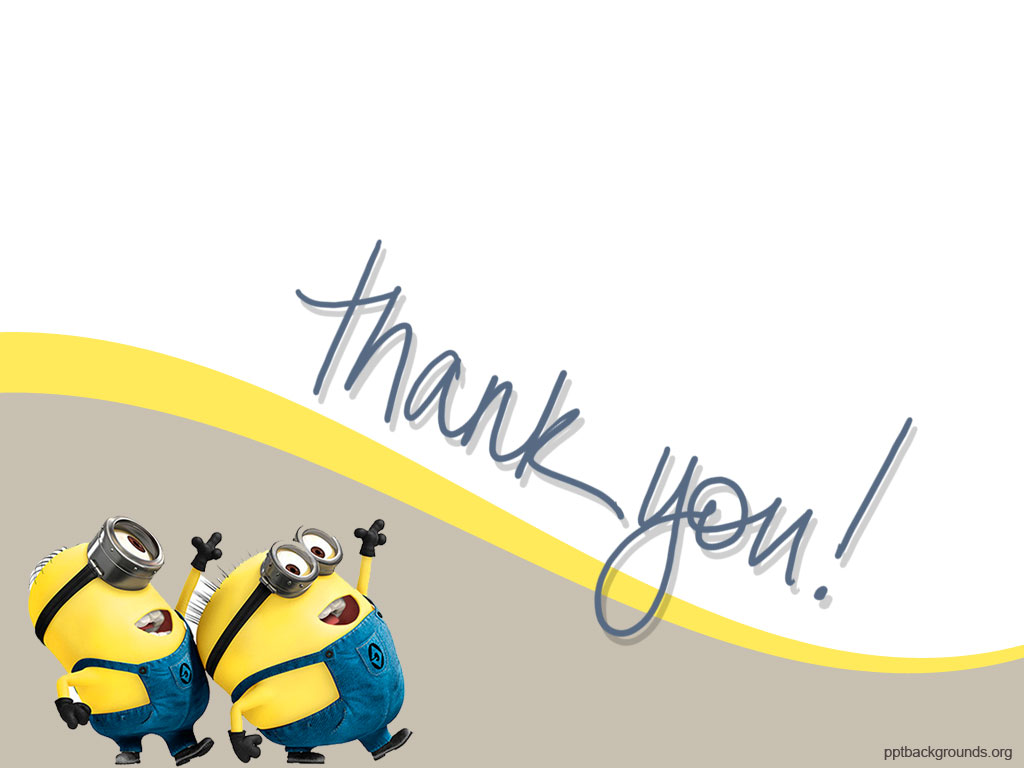 Thanks for all your help minion clipart clipart freeuse stock Comic Cartoon Thank You Backgrounds For PowerPoint ... clipart freeuse stock