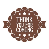 Thanks for coming clipart svg library download Thank you for coming clipart 5 » Clipart Station svg library download