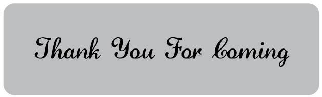 Thanks for coming clipart graphic freeuse stock Best Baby Shower Thank You Card Wording Ideas + Free Printables graphic freeuse stock