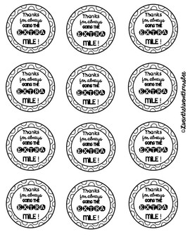 Thanks for going the extra mile gum clipart svg black and white download EXTRA GUM TAG (TESTING REWARD) svg black and white download