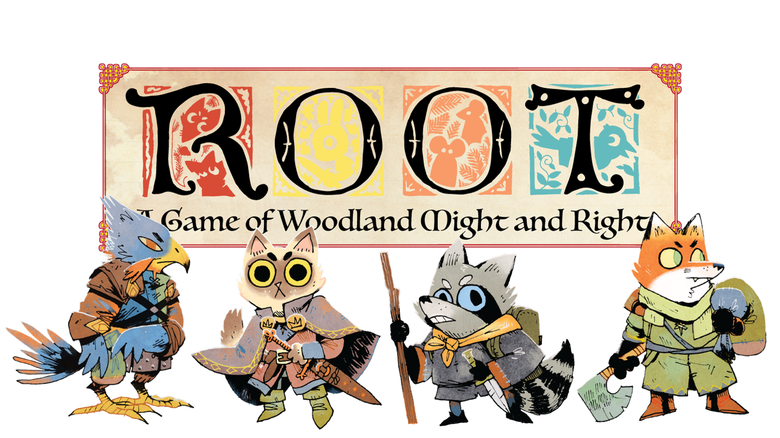 Thanksgiving and boardgames clipart png library Root: A Game of Woodland Might and Right by Patrick Leder — Kickstarter png library