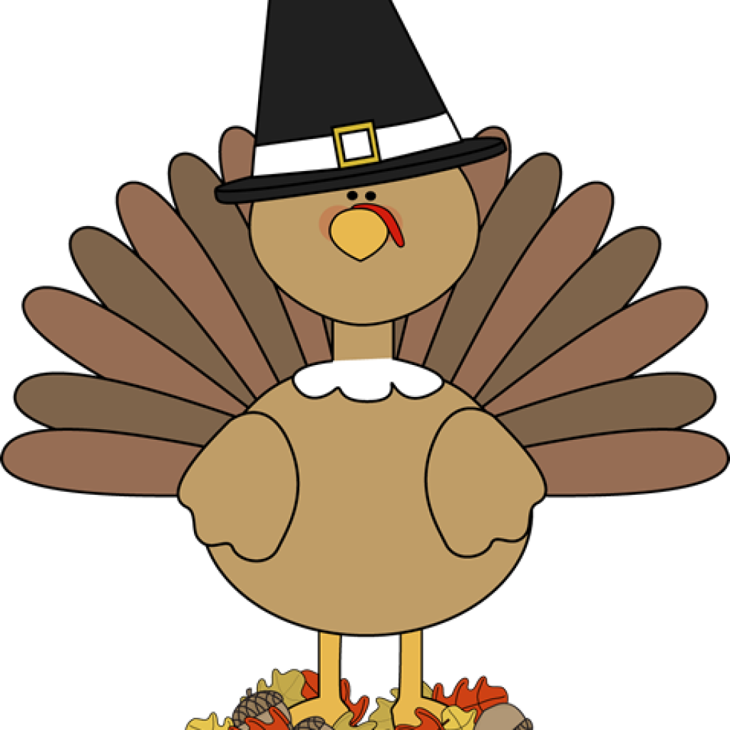 Thanksgiving birthday clipart picture library stock Cute Turkey Clipart wave clipart hatenylo.com picture library stock