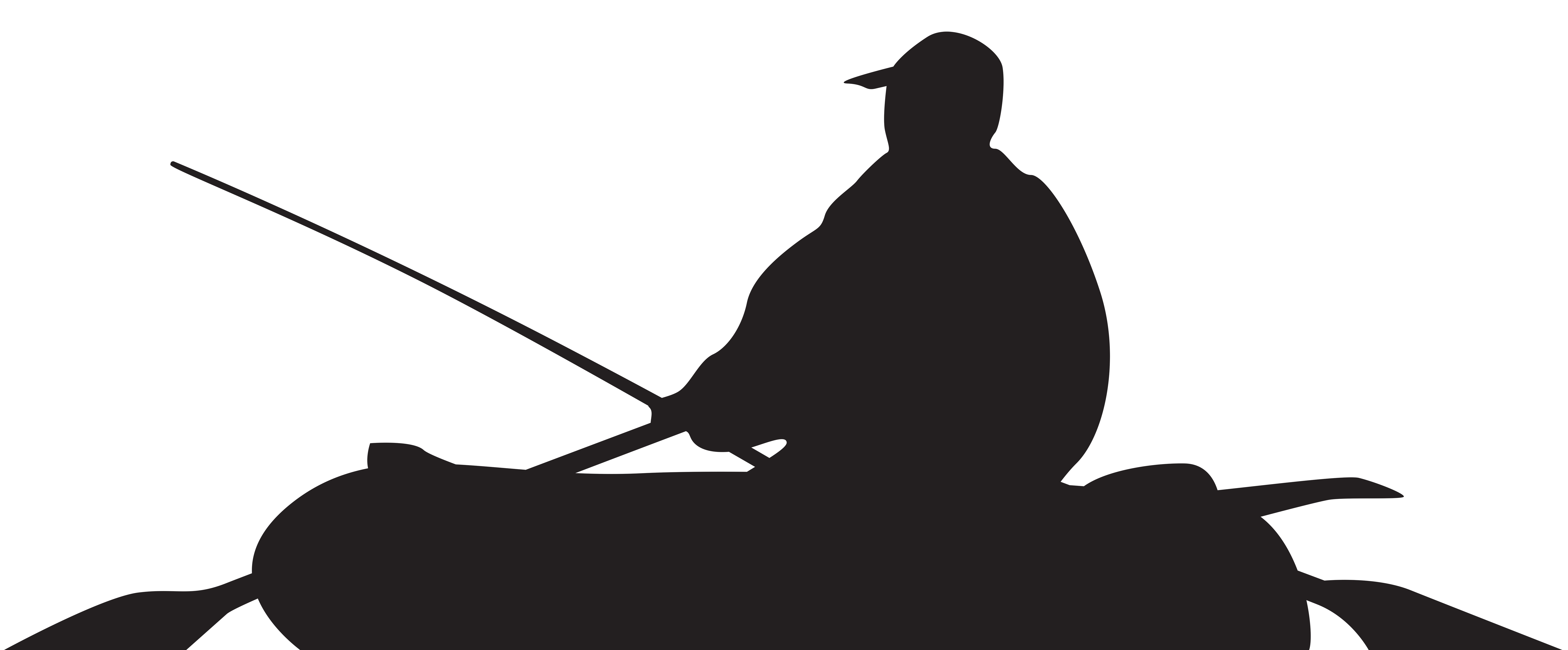 Thanksgiving boat clipart graphic free download Fishing Boat Clipart Silhouette Free collection | Download and share ... graphic free download