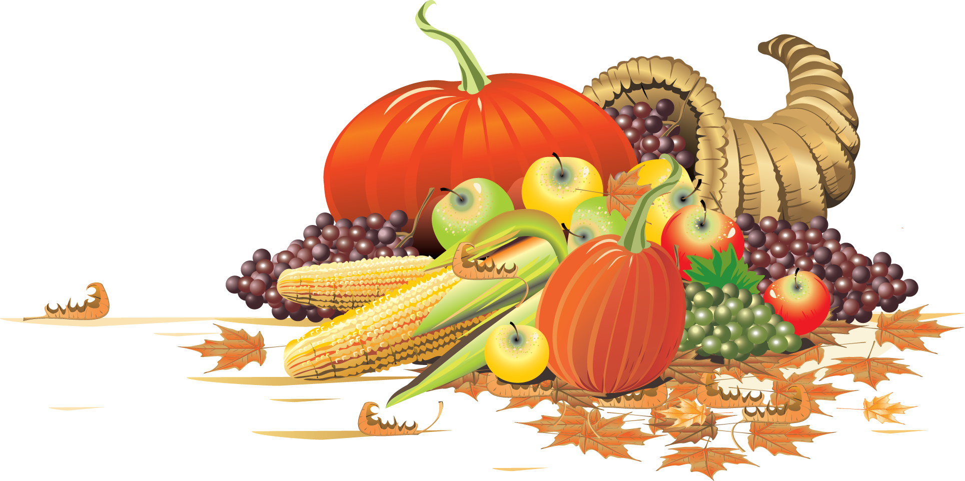 Thanksgiving clipart png transparent royalty free Parish Office Closed - Wed-Fri this week for Thanksgiving! - Saint ... royalty free