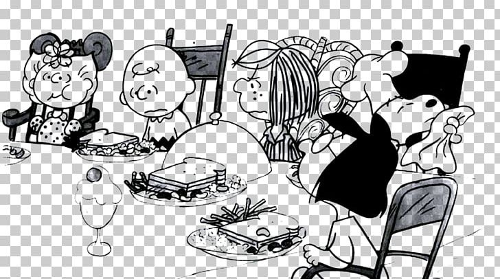 Thanksgiving charlie brown black and white clipart vector black and white download Charlie Brown Macy\'s Thanksgiving Day Parade Snoopy ... vector black and white download