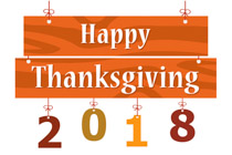 Thanksgiving clipart 2018 picture library stock Free Thanksgiving Clipart - Clip Art Pictures - Graphics ... picture library stock