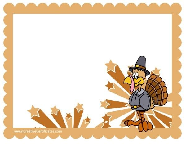 Thanksgiving clipart boarder jpg Thanksgiving clipart borders | Thanksgiving borders ... jpg