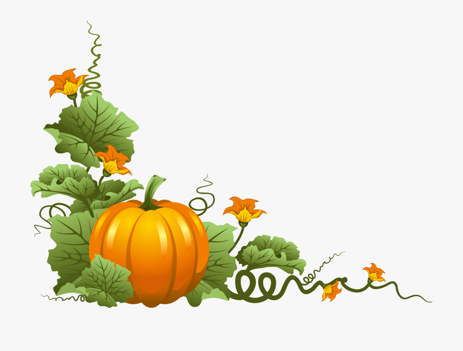 Thanksgiving clipart boarder clip library Thanksgiving Clipart Vine - Border Thanksgiving Transparent ... clip library