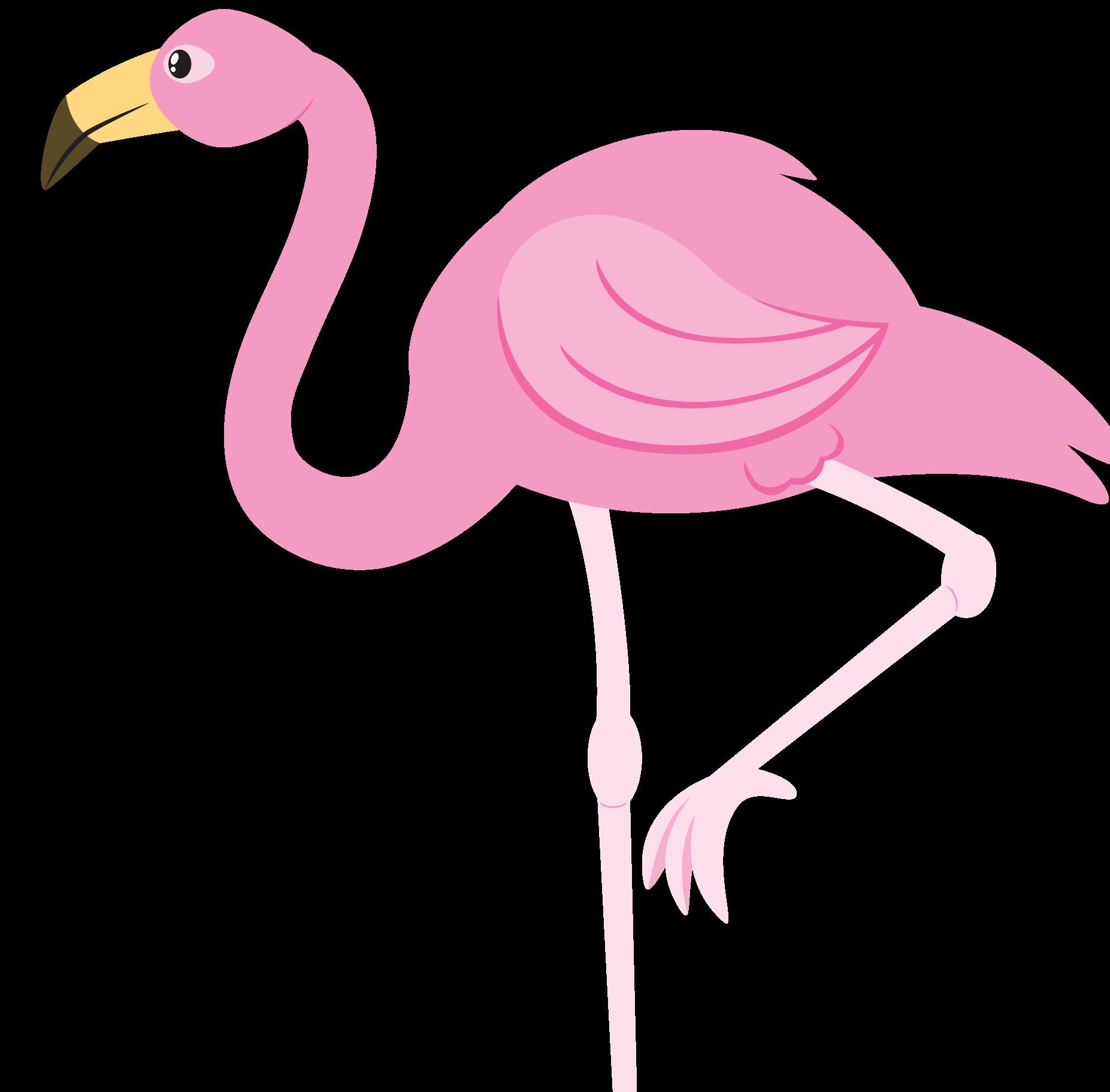 Thanksgiving clipart flamingo