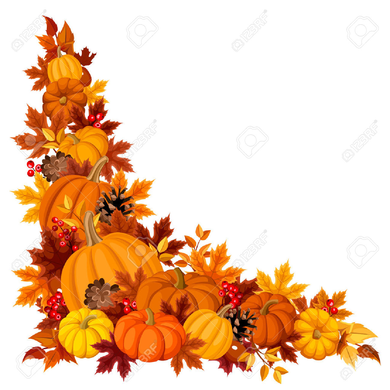 Thanksgiving clipart flowers svg freeuse library Autumn Flowers Clipart | Free download best Autumn Flowers ... svg freeuse library
