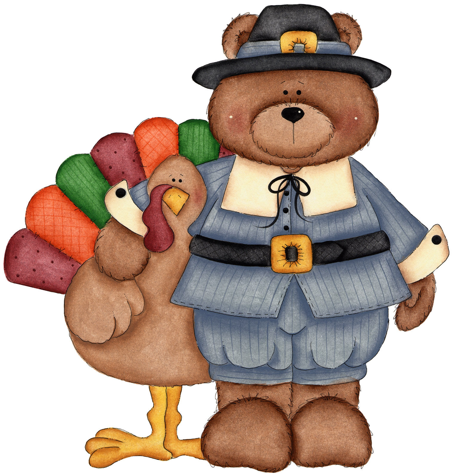 Thanksgiving clipart for facebook svg free library Happy Thanksgiving Cliparts For Sharing With Friends Pictures ... svg free library