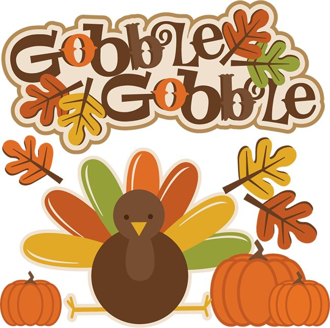 Thanksgiving clipart photos graphic freeuse download Free Happy Thanksgiving Clip Art, Download Free Clip Art ... graphic freeuse download