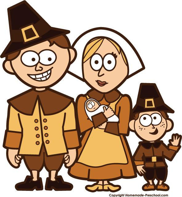 Thanksgiving clipart preschool clip royalty free stock Free Thanksgiving Clipart clip royalty free stock