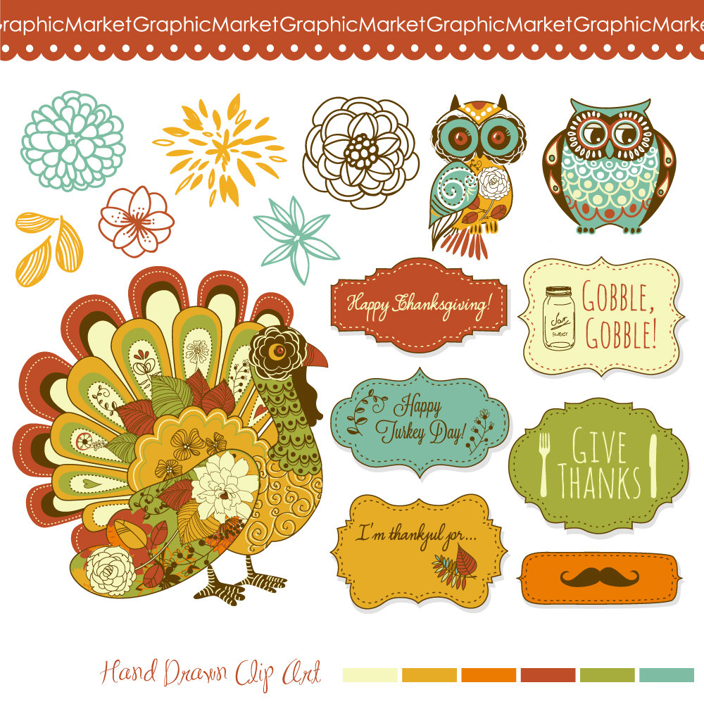 Thanksgiving clipart printables clip art royalty free library Clip Art Of Home Items Clipart - Clipart Kid clip art royalty free library