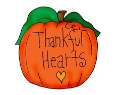 Thanksgiving clipart printables