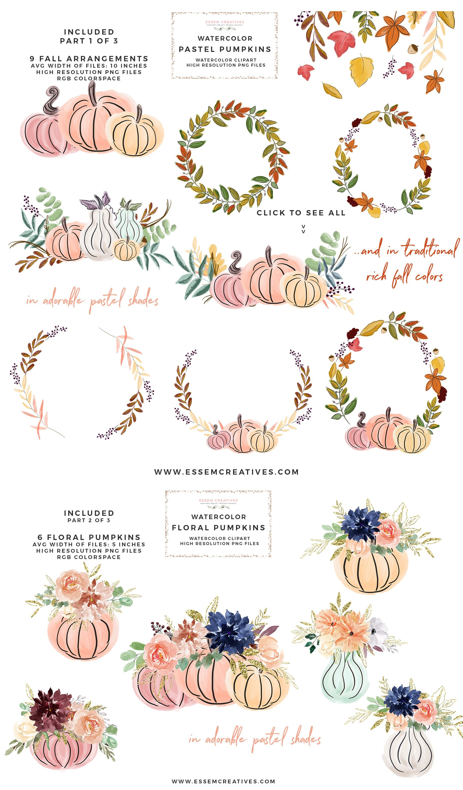 Thanksgiving clipart traditional png free library Fall Pumpkin Clipart, Autumn Wreath, Fall Clipart, Autumn ... png free library