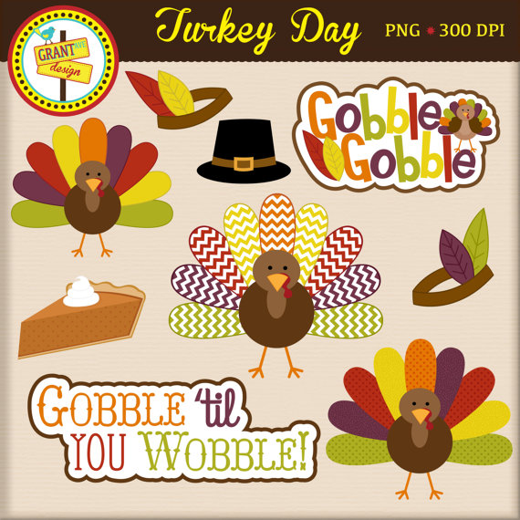 Thanksgiving clipart word
