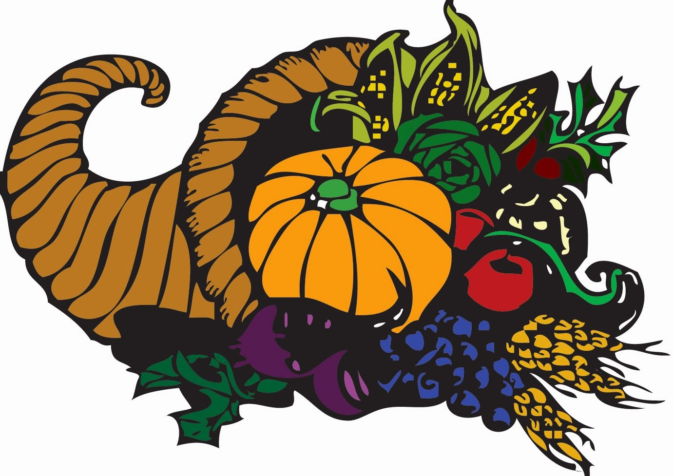 Thanksgiving community service clipart picture download Thanksgiving day dinner community of service clipart - Clip ... picture download