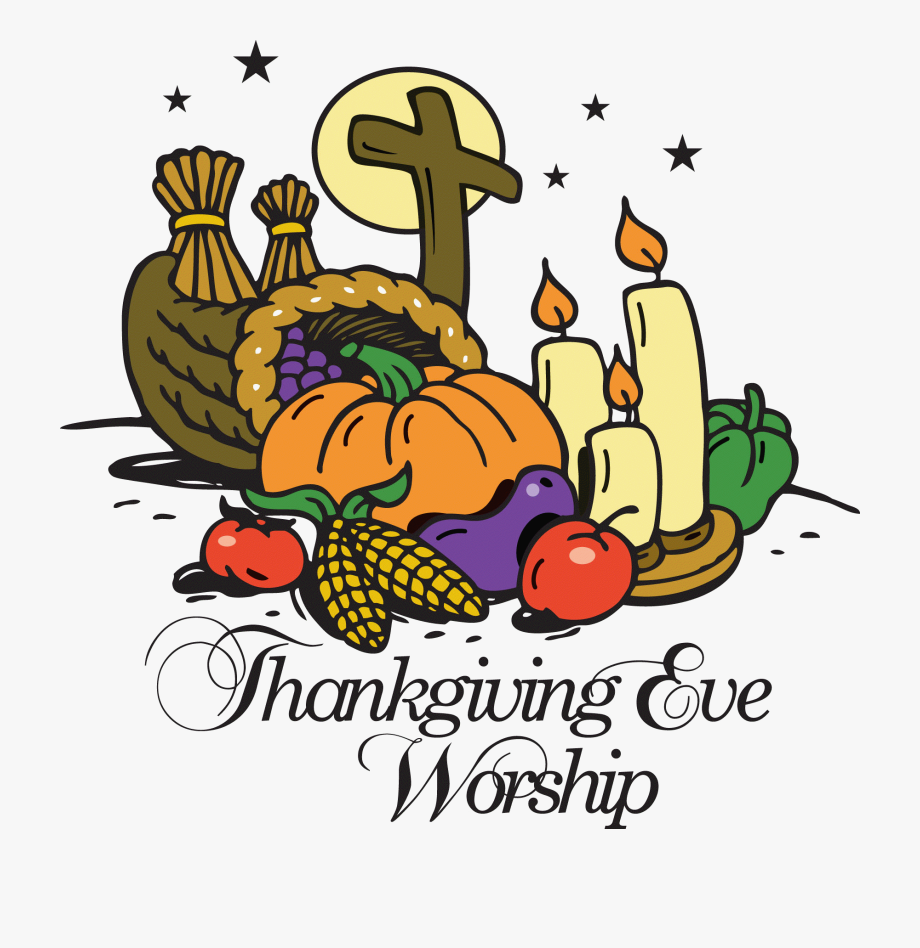 """Thanksgiving community service clipart banner freeuse Community Thanksgiving Service Clip Art €"""" Happy Easter ... banner freeuse"""