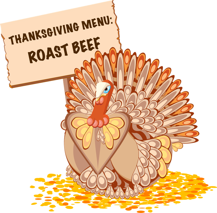 Thanksgiving humor clipart vector stock Thanksgiving Wordsearch, Crossword Puzzle, and More vector stock