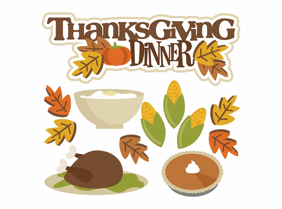 Thanksgiving meal offered clipart vector royalty free stock Thanksgiving Dinner Svg Turkey Svg Thanksgiving Svgs ... vector royalty free stock
